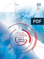 Iniciativa de La OIT Relativa Al Futuro Del Trabajo