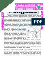 Ficha Pangaea Para Quinto de Primaria