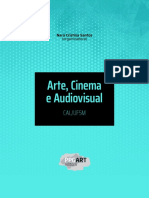 Arte Cinema e Audiovisual 2018