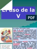 El Uso de La V_español1