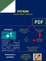POTASIO-FISIOPATOLOGÍA (1)