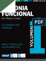 Armonia Funcional 1 Nestor Crespo