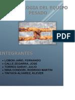 Tecnologia Del Equipo Pesado Julio Torres