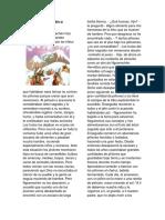 Leyenda Del Pehuén o Araucaria