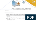 Anexo 1. Estudio de Caso. Descripción DURAFLEX S.a.