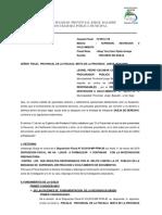 Recurso de Queja Carpeta 267-2018