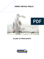 La Paz No Tiene Precio (Alejandro Ortega Trillo)