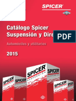 Catalogo Spicer Co 2015