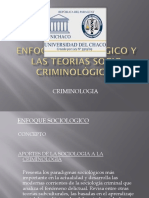 Presentacion criminologia