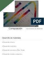 Herramientas de Desarrollo Composicion