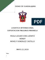 Exportación Marinela