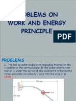 G15_ Dynamics_Work and Energy - Problems