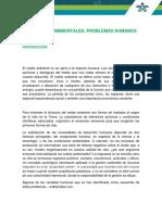 La Contaminacion Documento