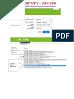 Instructivo - Inscripción Examen Tec's