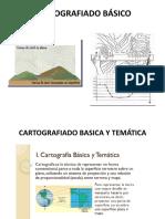 CAPÍTULO I - Cartografía Básica