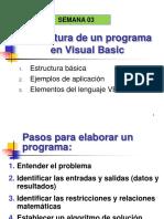 3ra-Estructura de Un Progra-2018A