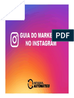 Guia do Marketing no Instagram