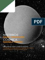 Misterios Paula Carballeira Cosmica Gabriela Roman