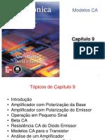 Capítulo 09 - Modelos CA