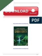 Rituais Umbandistas Rubens Saraceni PDF Download