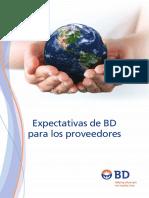 BD Supplier-expectations ES