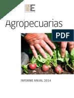 Agropecuarias Informe Anual 2014 Web