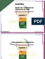 diapositivas sobre evaluación del desempeño