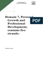 Portfolio Domain