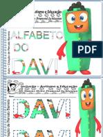 Atividades Auts 1 Alfabeto Do Davi