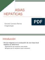 Neoplasias Hepáticaseco