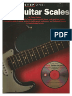 Play Guitar Scales Step One