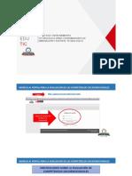 Acceso a La Plataforma Del SIJEC - Competencias Socioemocionales