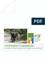 PSF Handbook Revision FINAL