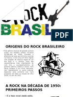 Diapositivas de Rock en Brasil