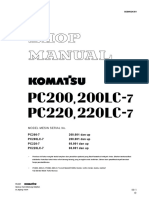 Shop Manual PC200 7 Translate Indonesia