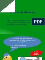 Barrera de Defensas