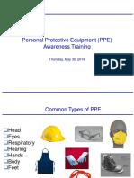 PPE Awareness NL