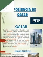Exposiencia de Qatar