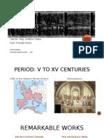 Medieval Literature Presentation