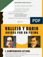 Vallejo y Dario