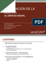 2016 - La migración de la guerra al espacio digital-Juan Pablo Salazar