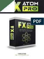 FXAtomPro GUIDE Drfh234kfahjsd35