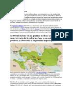 Guerras Griegos Contra Persas