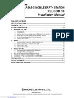 Felcom_15 Installation Manual
