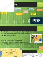 5-history of writing ppt