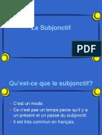 Ch16 Subjonctif (1)