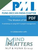 Wisdom of Sages- PMI Pune 24 & 25 Dec 2016(1).pptx