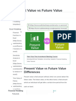 7-Present Value vs Future Value _ Top 7 Difference ( With Infographics)