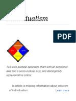Individualism - Wikipedia
