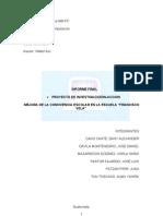 cOlegiO PrOyectO Final
